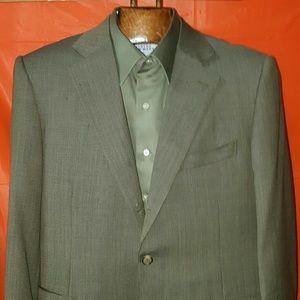 Other - Ermenegildo Zegna mens suit jacket 42S performance